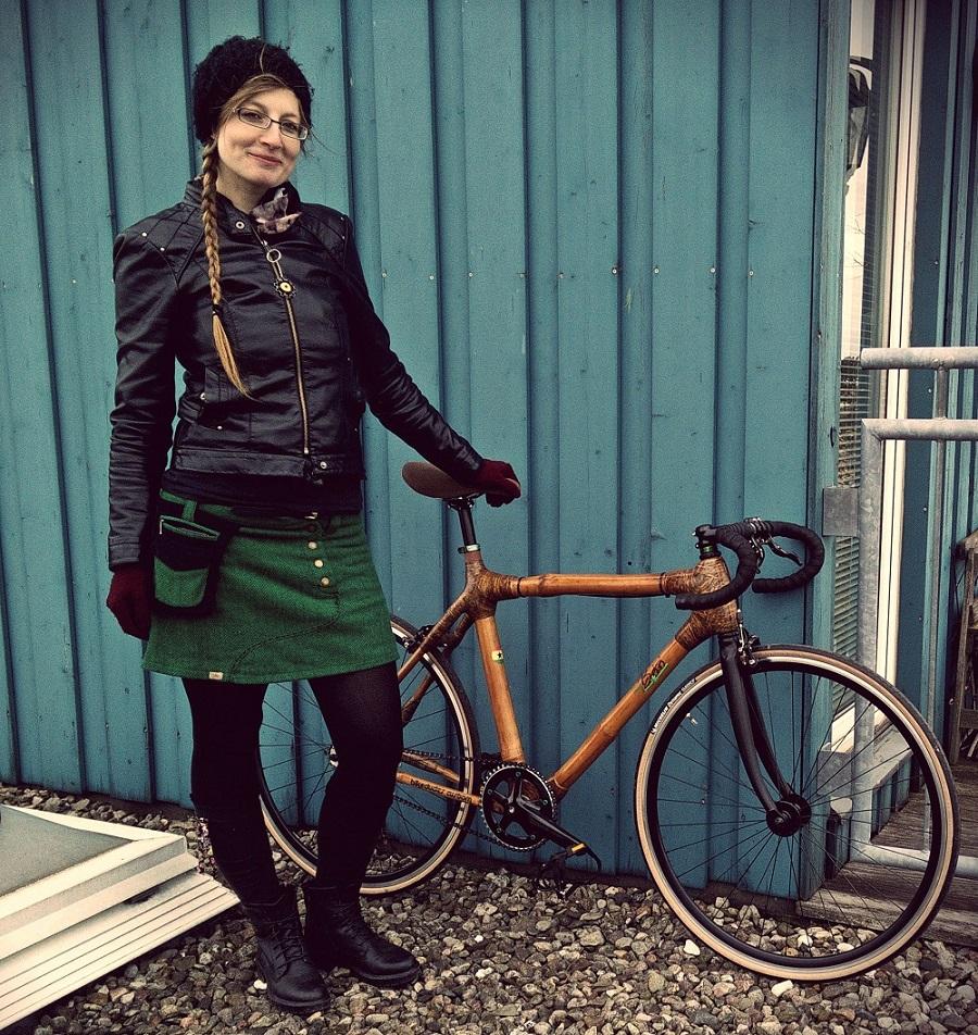 Juliane Schumacher bloggt unter www.radelmaedchen.de und ist Mitglied im The Wriders' Club.