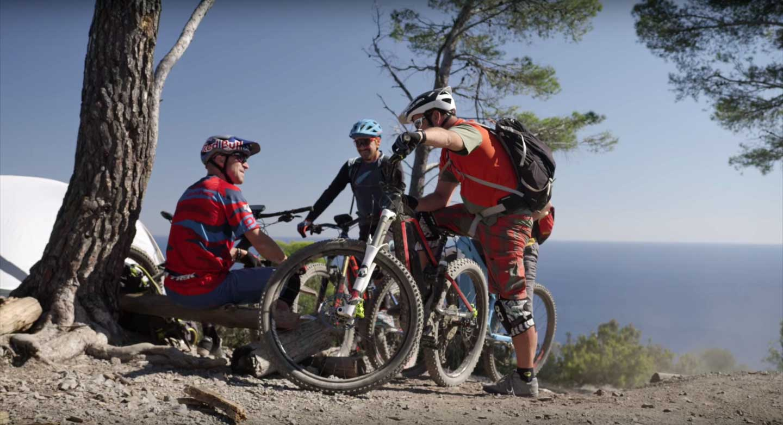 Bosch Uphillflow Trek Ebike