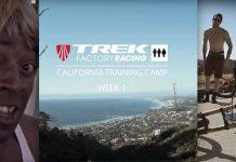 Atherton Racing Trainingslager