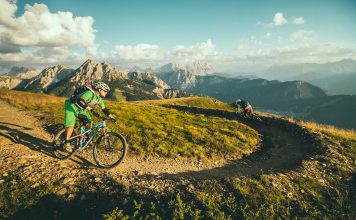 Mountainbiking am Kronplatz