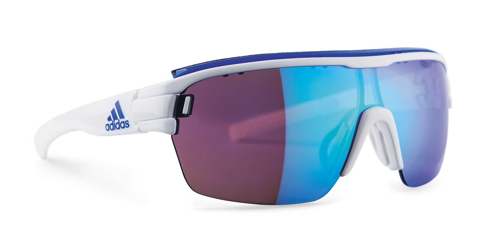 Adidas gafas ad06 zonyk Aero large Crystal Matt 1000 Purple Mirror