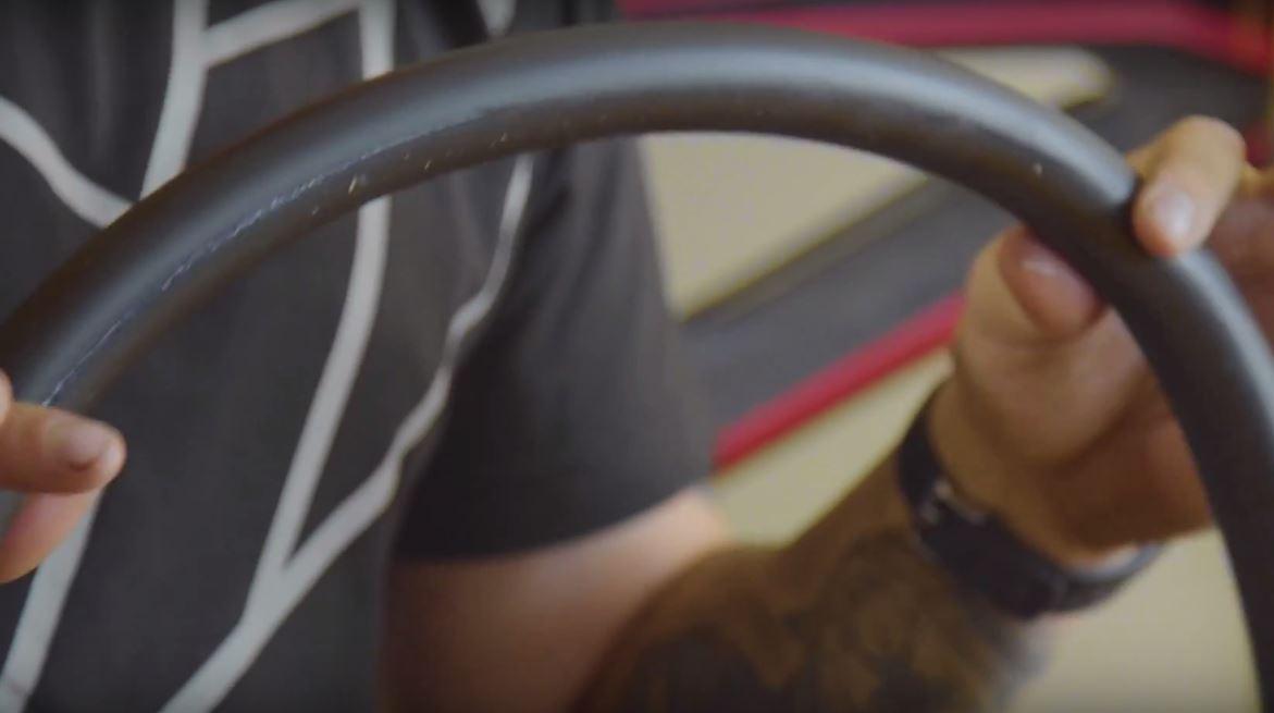 Unscheinbar: Ist der Flat Tire Defender das entscheidende Puzzleteil gewesen in Aaron Gwins erfolgreichen Worldcup Saison?