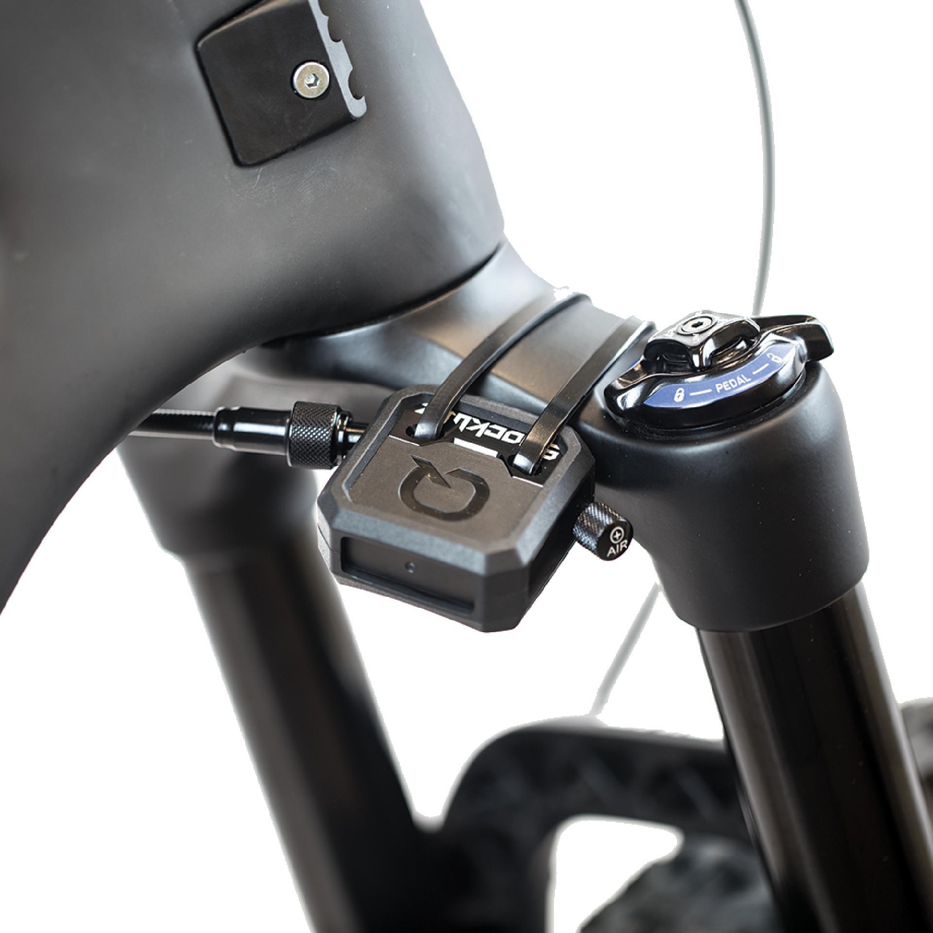 Klein aber fein: Der Quarq ShockWiz liefert dir professionelles Fahrwerkstuning im Taschenformat.