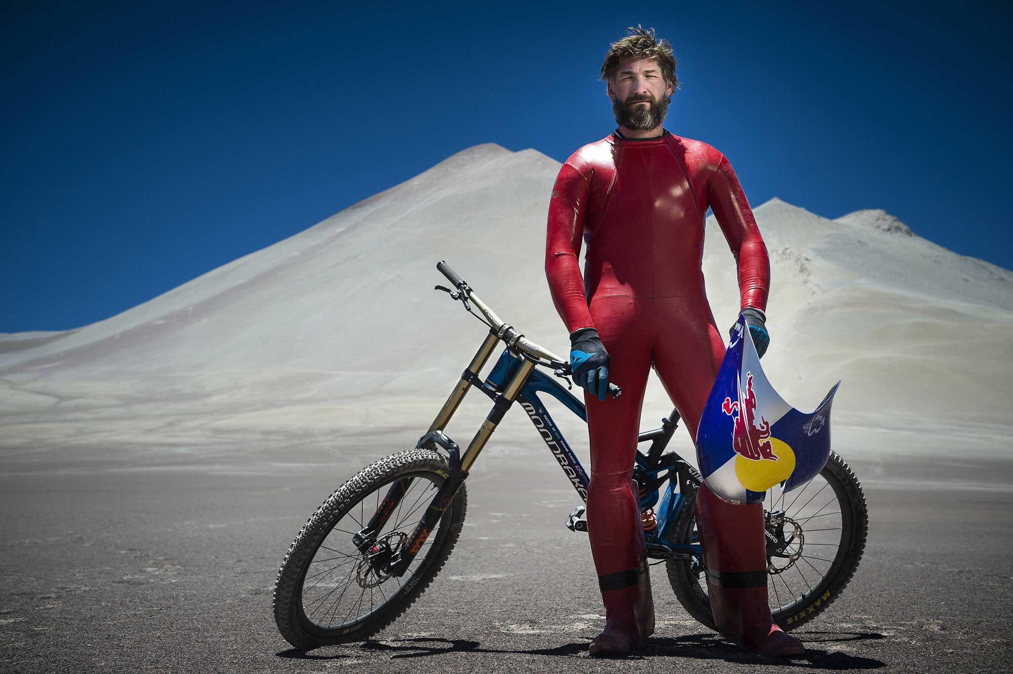 Speed Rekord Markus Stöckl