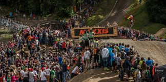 UCI Downhill World Cup Out of Bounds Festival