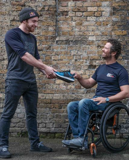 Danny MacAskill Wings for Life