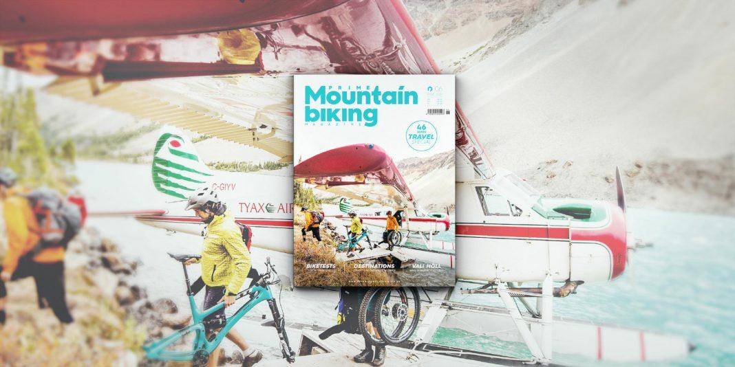 Prime Mountainbiking Magazine Ausgabe 6 vorschau