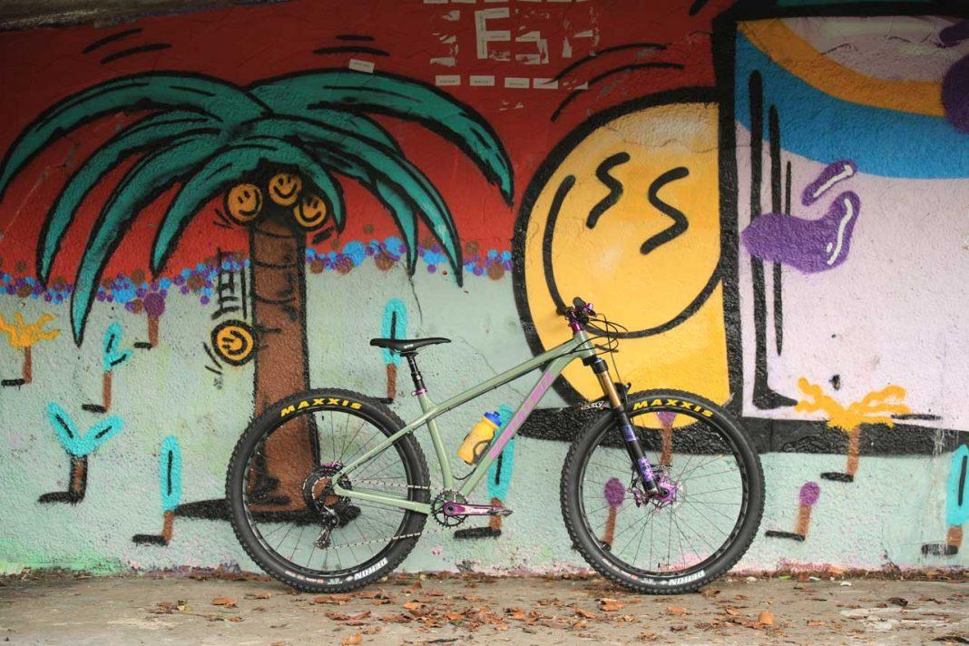 Santa Cruz Chameleon Hardtail 650b plus 27.5+ 29