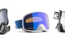 Adidas Backland dirt Goggle