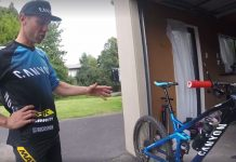 Fabien Barel Canyon Strive Bike Check