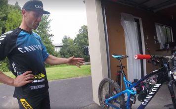 Fabien Barel Canyon Strive Bike Check