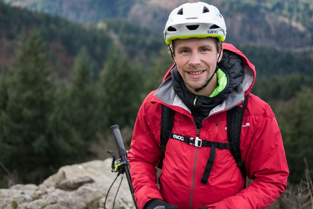 Harald Philipp ist das neue Mitglied im SR Suntour WERX Team.