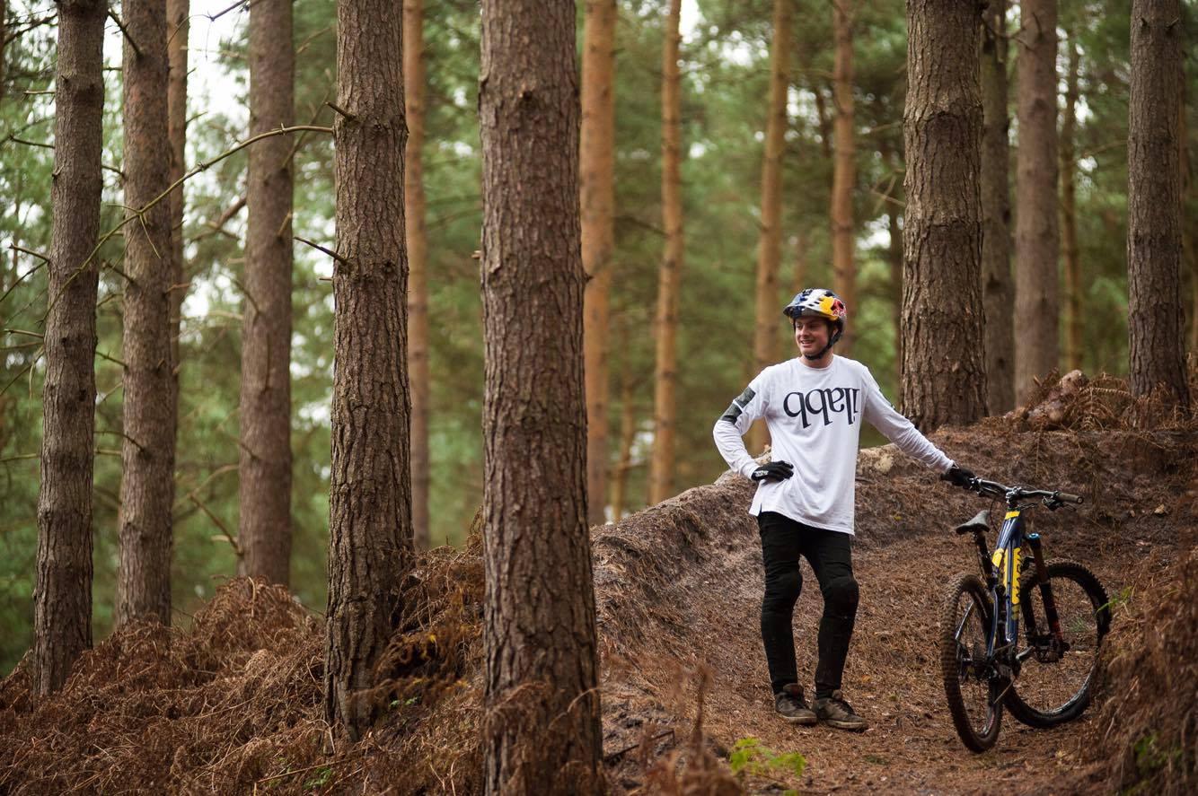 Matt Jones ist eines der verheißungsvollsten Talente Großbritanniens und ab sofort auf Marin Bikes unterwegs.