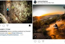 Instagram Posts der EWS #2 in Tasmanie
