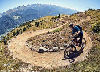 Bikepark Serfaus-Fiss-Ladis Frommestrail