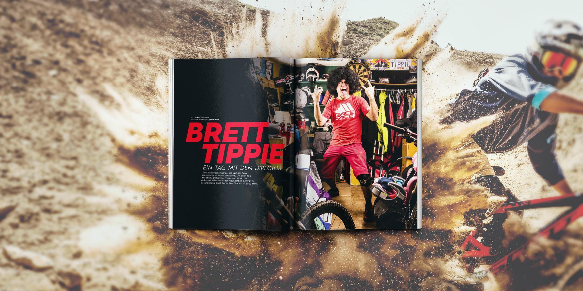 Prime Mountainbiking 07 - Brett Tippie