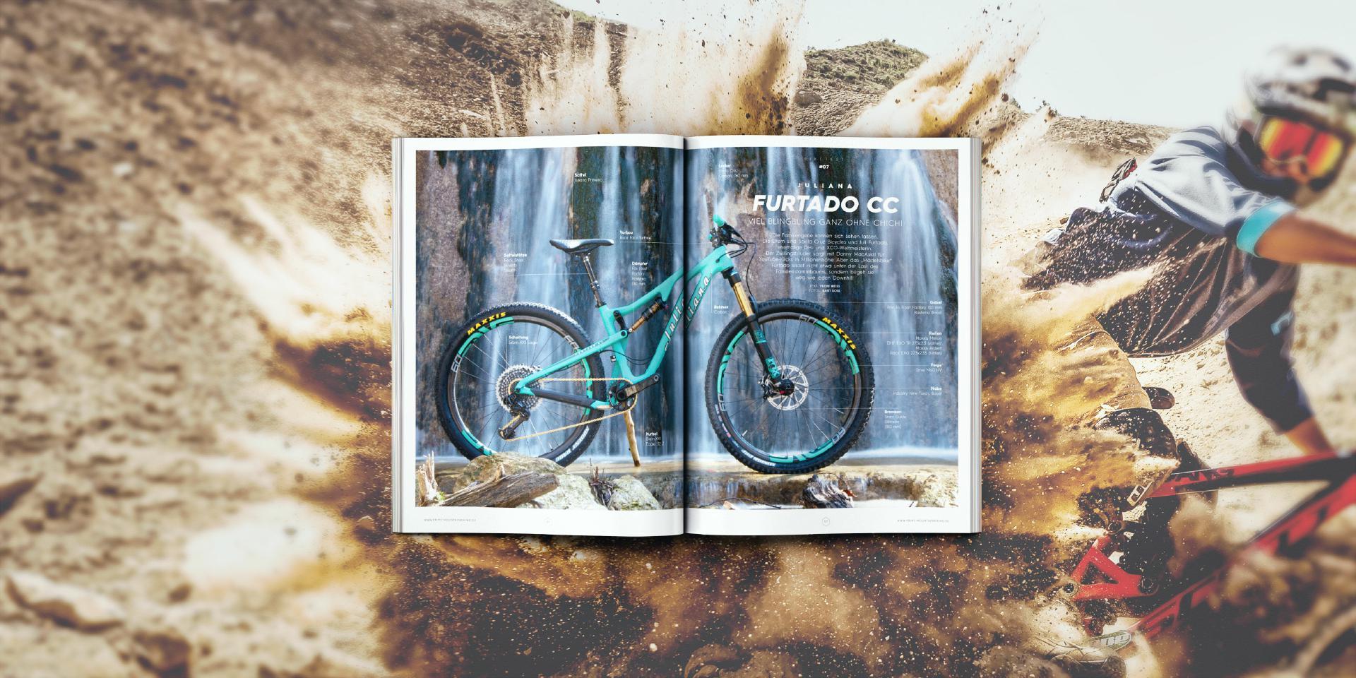 Prime Mountainbiking 07 - Bike Tests