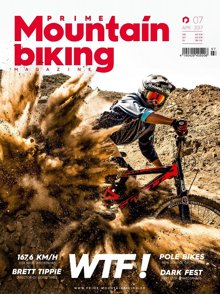 Prime Mountainbiking 07 Cover