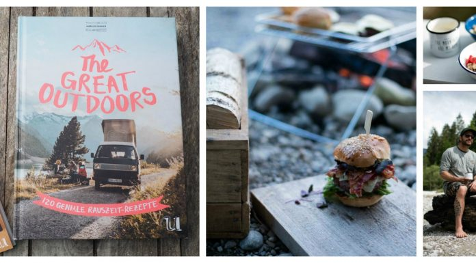 The Great Outdoors Kochbuch