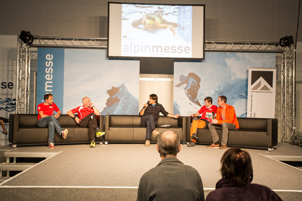 Bei der ersten Sommer Alpinmesse Innsrbuck erwarten Outdoor-Enthusiasten Impulsvorträge, Workshops und eine Outdoor Area.
