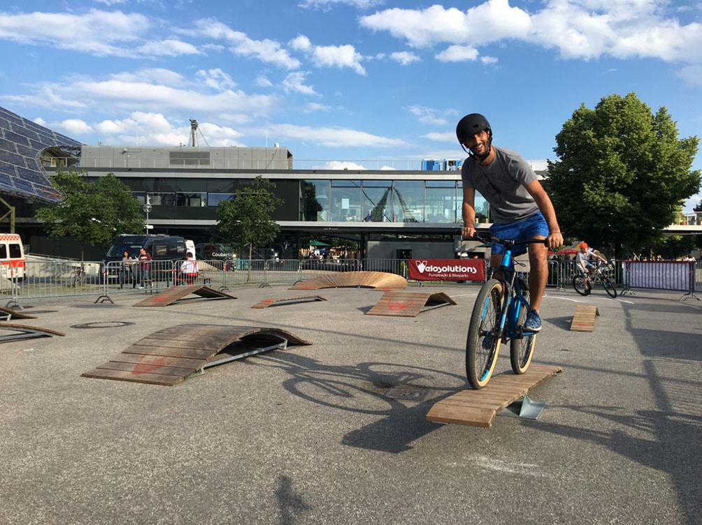 Alpinmesse Innsbruck 2017 Sommer Premiere