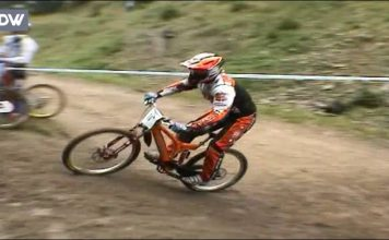 Downhill Worldcup 2002 in Les Gets