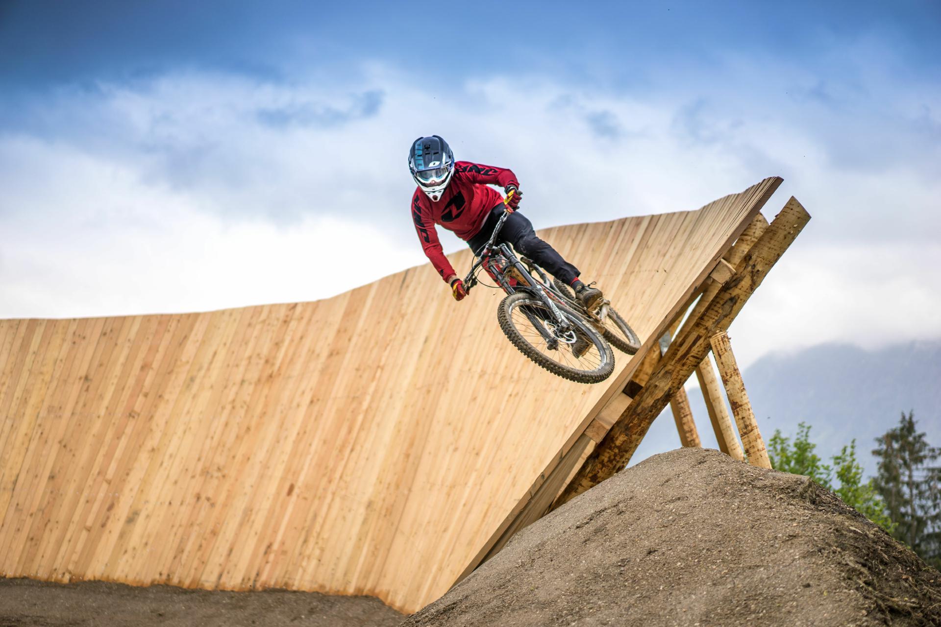 Für 2017 ist unter anderem der Bikepark Wurbauerkogel neu im Angebot der GraVity Card.