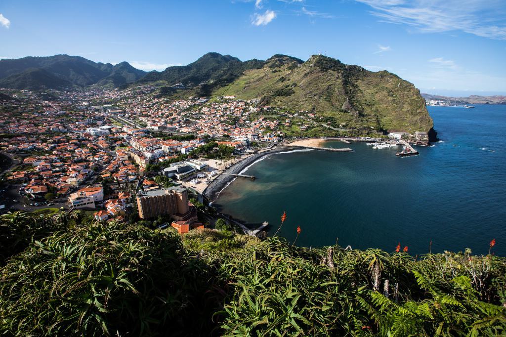 Alle Teilnehmer waren vollauf begeistert von der wilden Insel Madeira, so auch Justin Leov.