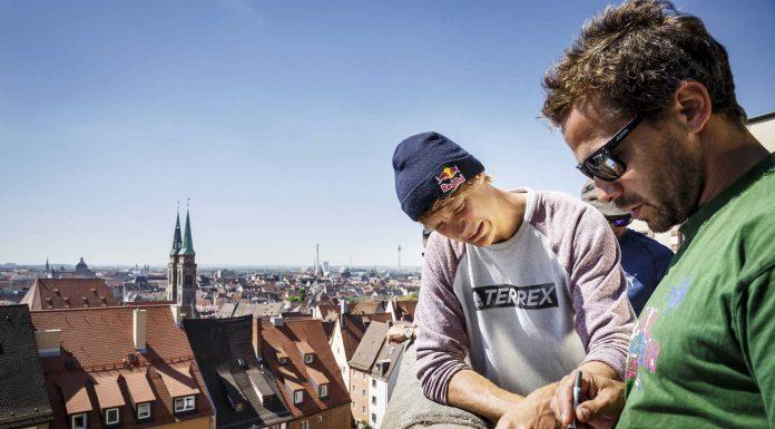 Red Bull District Ride 2017: Interview mit Kursbauer Martin Söderström
