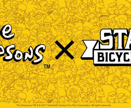 The Simpsons x State Bicycle Co