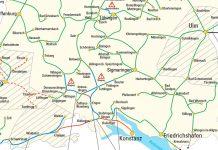 Radmitnahme im Zug Baden-Württemberg