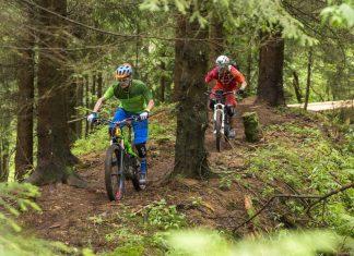 Bosh Uphill Flow Trail