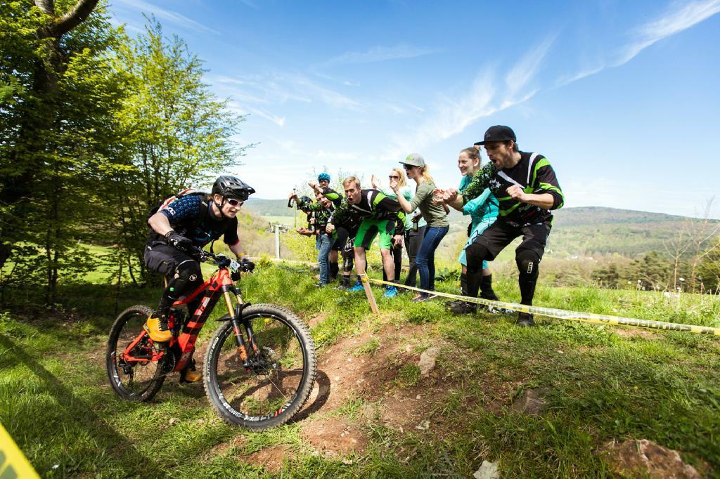 Ernährungstipps für Mountainbiker