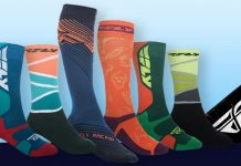 Fly Racing Socken