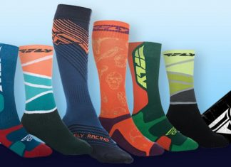 Fly Racing Socken