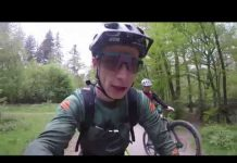 Jasper Jauch beim Bikefestival Freiburg und IXS EDC Kranjska Gora