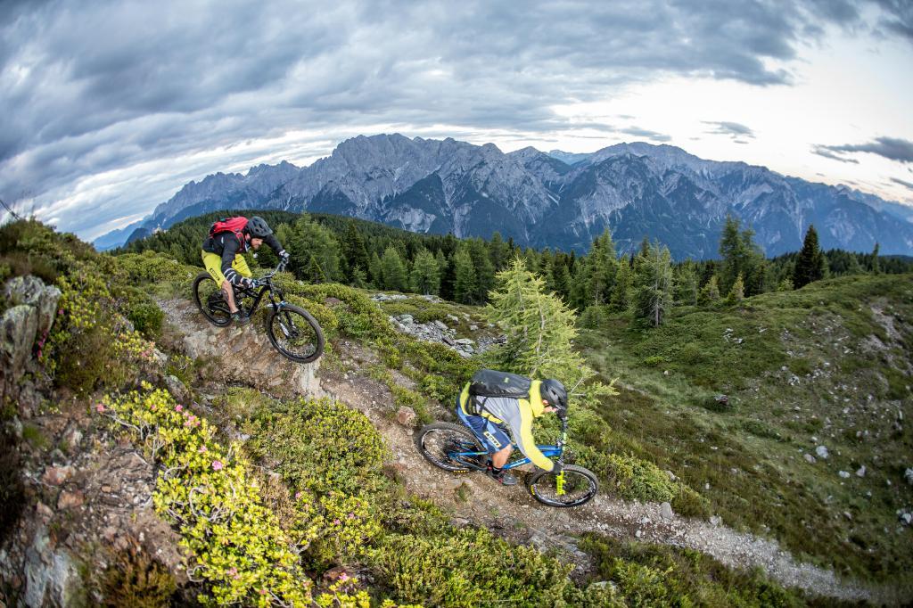 In Lienz wird das Trailnetz für Endurofahrer für den Herbst 2017 weiter ausgebaut.
