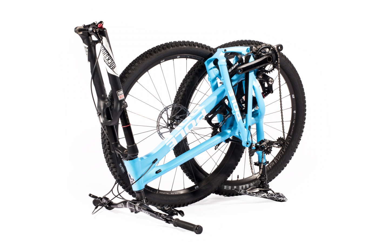 Völlig verrückt und genial zugleich: Das Pole Evolink 150 - ein faltbares Enduro Mountainbike