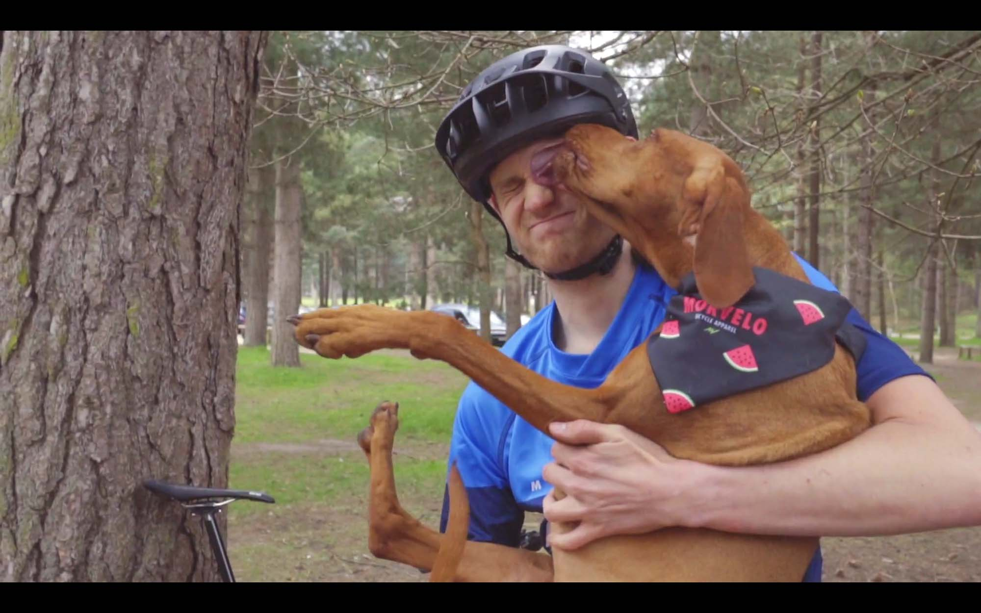 Traildog Ruby Morvelo Blog Video01