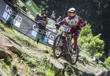 Loris Vergier World Cup Leogang