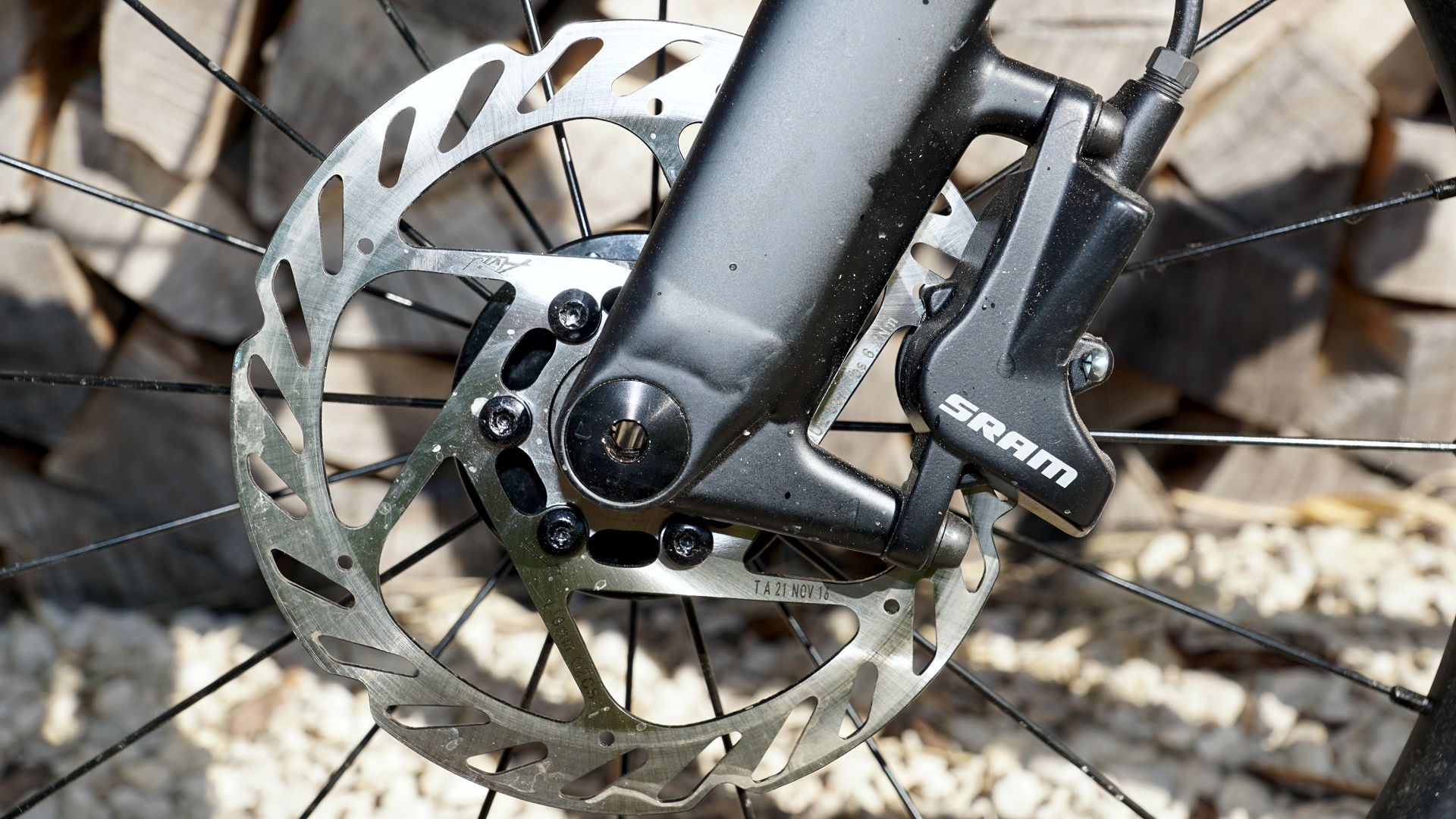 SRAM Level Disc Scheibenbremse