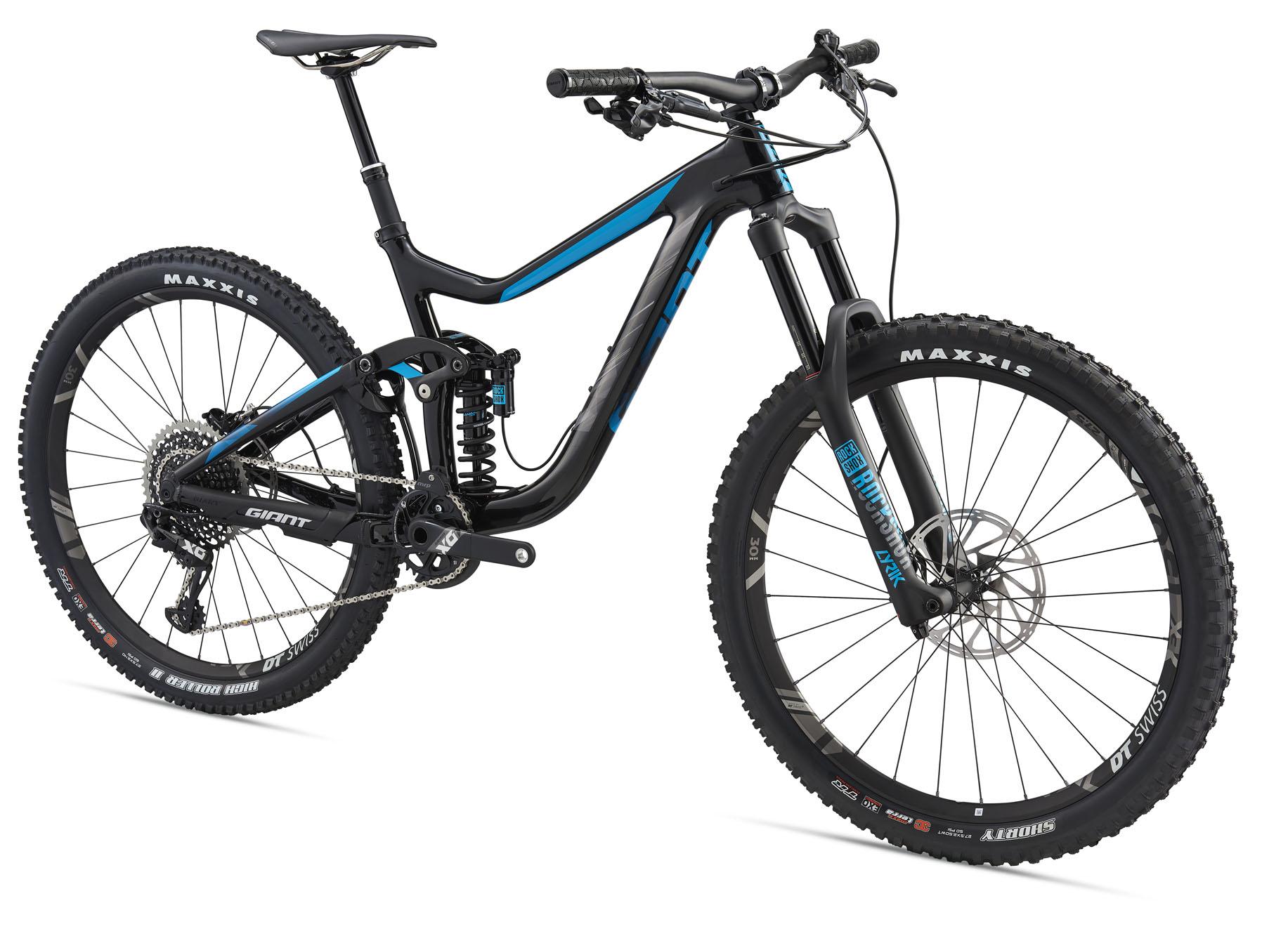 TOP 6 Enduro Bikes für 2018