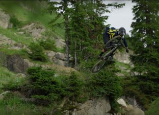 Vincent Tupin for Rampage