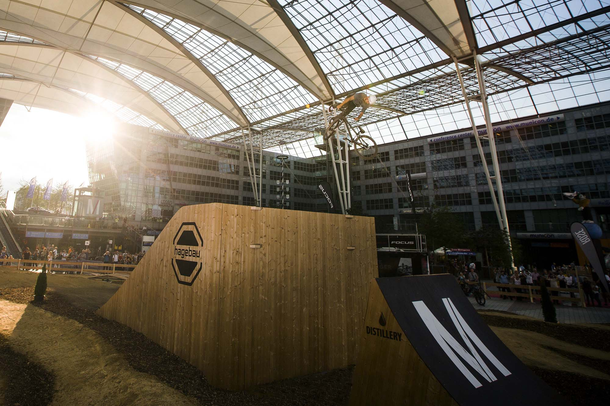 Bike & Style am Flughafen München