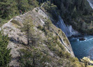 Flims Schweiz Vorab-Gletscher-Rheinschlucht-02