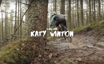 Ein Tag mit Katy Winton