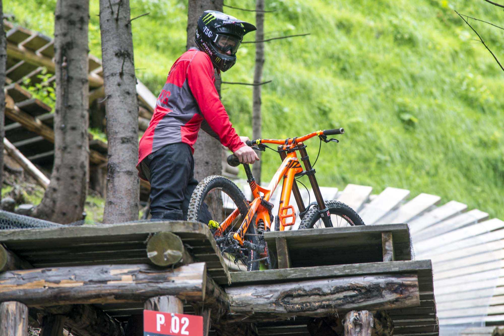 Sam Pilgrim Saalbach Hinterglemm Monster Energy Video