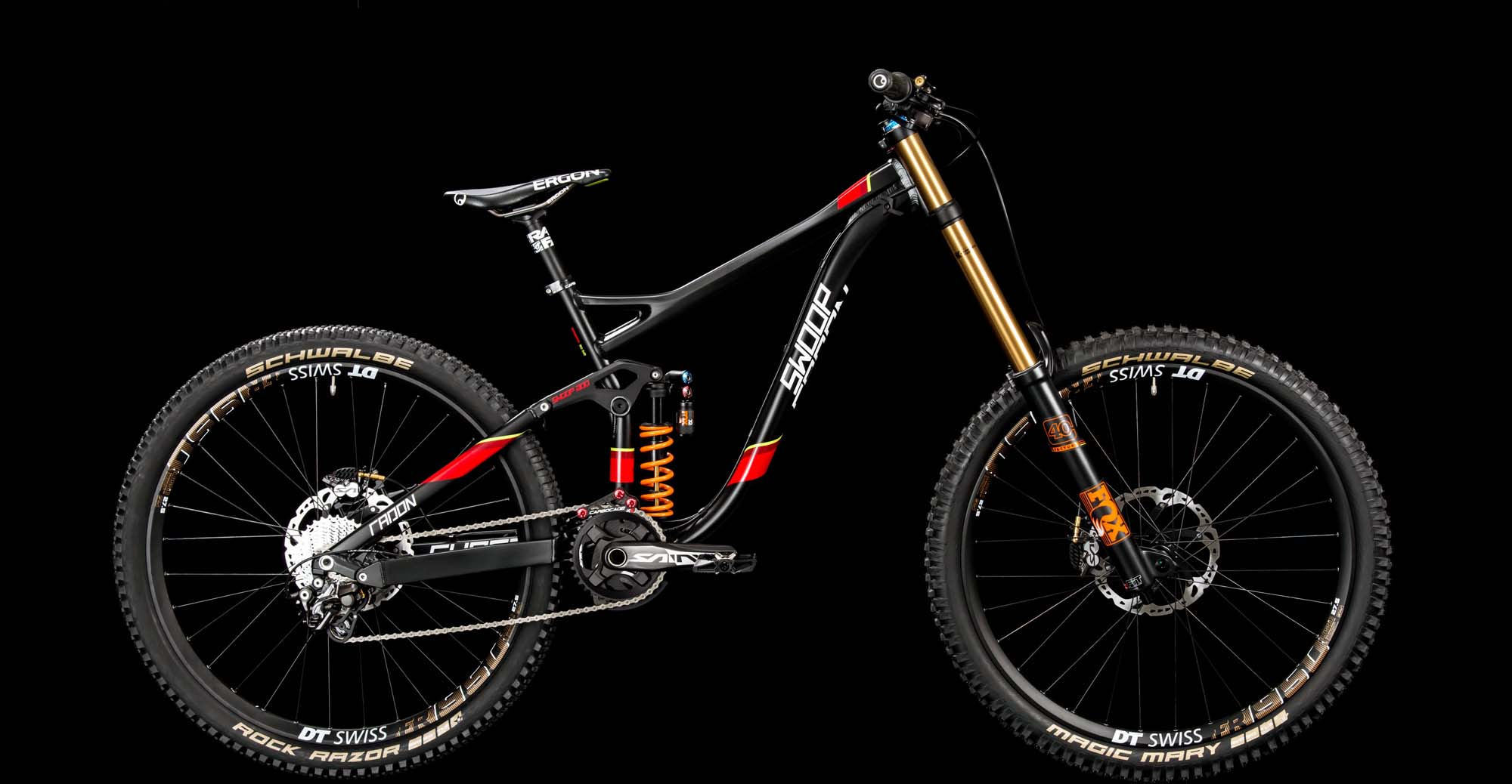 ProBike Check Manon Carpenter Radon Swoop 200
