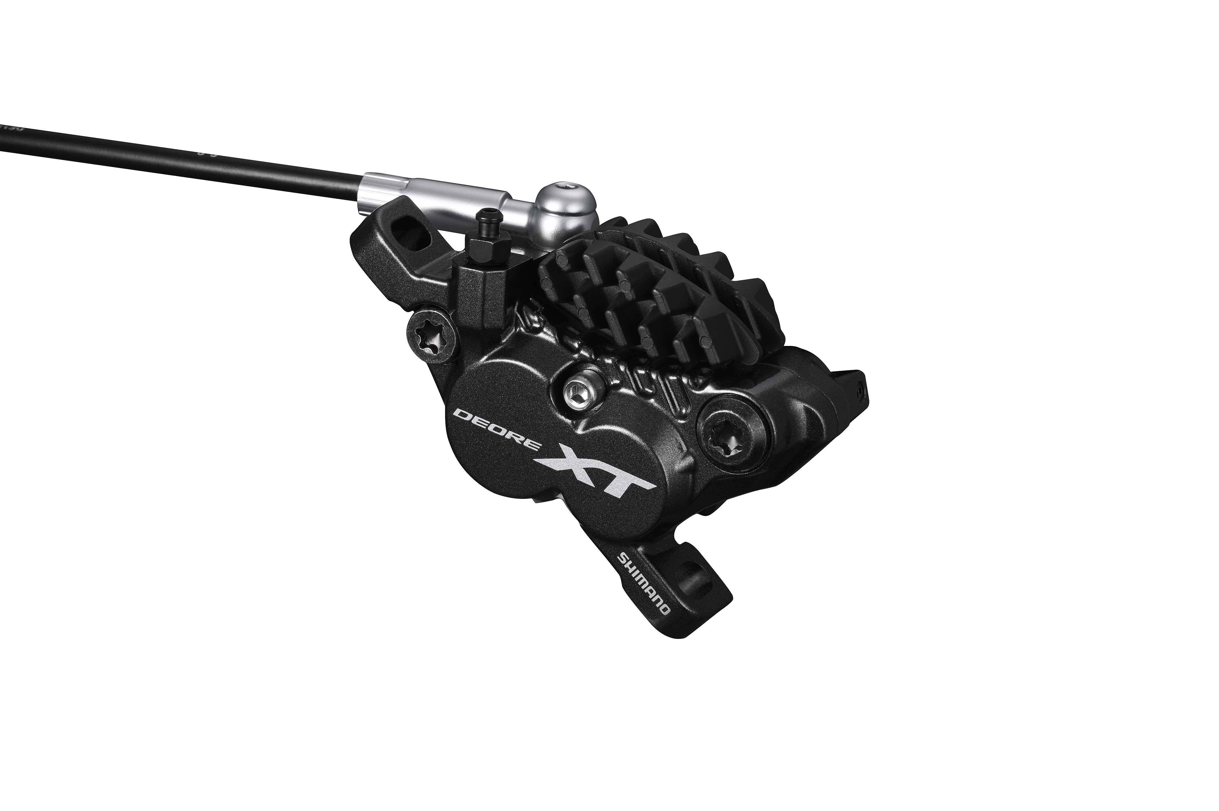 Shimano XT-Bremse BR-M8020: 4 Kolben