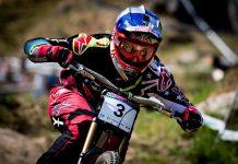 Aaron Gwinn gewinnt Mount Saint-Anne
